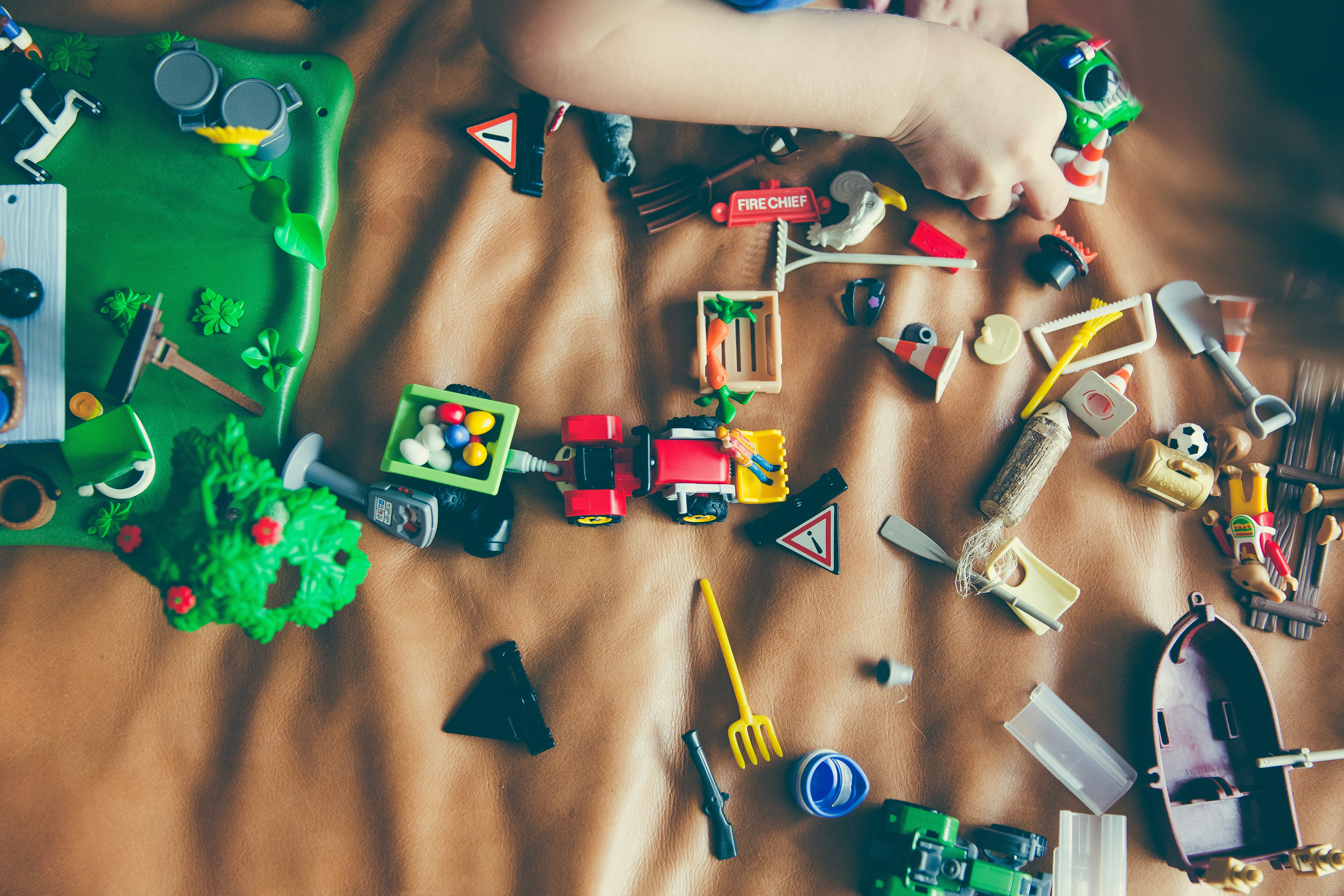 Play Therapy Toys